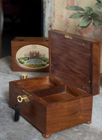 Hand-made Wooden Display Boxes