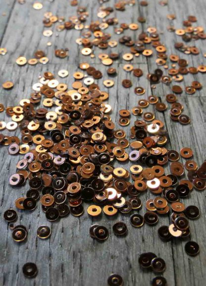 2.5mm METALLIC BRONZE