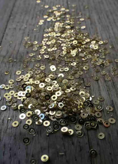 2.5mm METALLIC GOLD